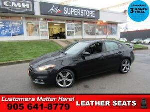 2014 Dodge Dart GT  MANUAL LEATHER U-CONNECT SPOILER POWER GROUP