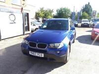 BMW X3 2.0d 2007MY SE