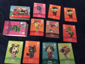 Amiibo Animal Crossing Card 99 cards & NFC reader