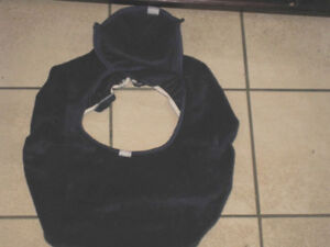 84536fb09b9 Barely used warm Baby Car seat Cover