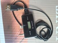 FM Transmitter for iPhone 5 & iPhone 6 ranges