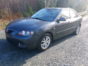 2009 Mazda 3 GS LOW KM's
