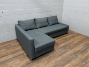 Free delivery: Gray Ikea Friheten Sofabed