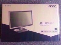 "Acer 24"" LCD full HD screen for sale brand new"