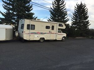 Were selling our motor home