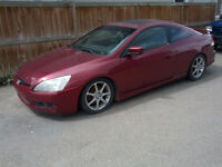 2003 Honda Accord Coupe (2 door) ##AS IS##