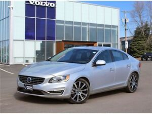 2017 Volvo S60 T6 Drive-E Premier T6 | AWD | REDUCED | FULL V...
