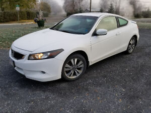 2009 Honda Accord EX-L Coupe (2dr)