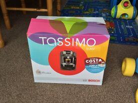 Bosch Tassimo SUNY coffee machine