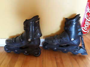 Roller Blade 20$ pour 2 paires