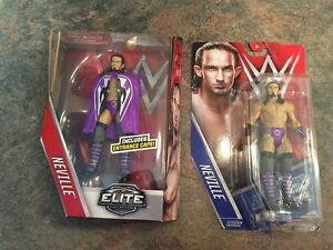 WWE / WWF Neville Action Figures