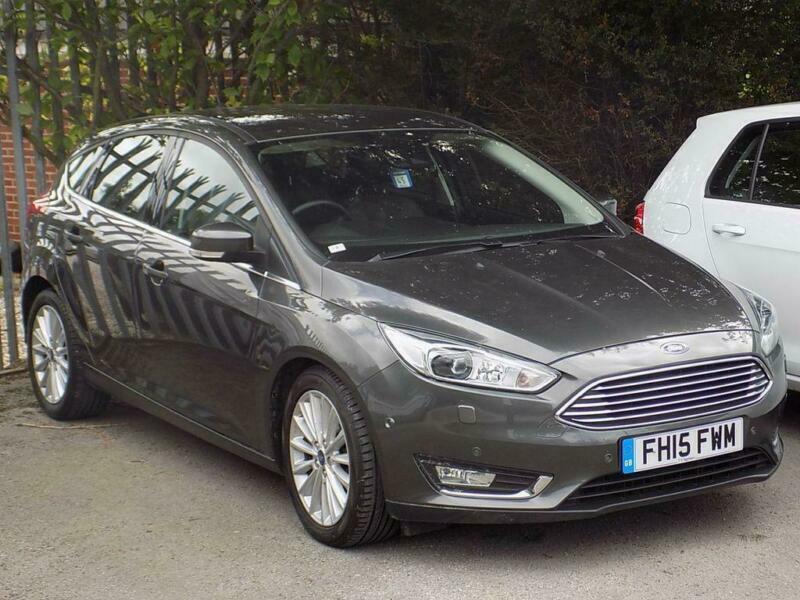 2015 15 Ford Focus 1 0 Titanium X 5dr 124 Bhp In Ripley Derbyshire Gumtree
