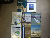 Oil&gas student book-free pick up only