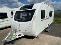 Swift Freestyle S4 FB Fixed Bed Rear Bathroom