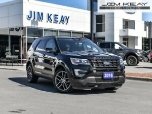 2016 Ford Explorer Sport  - Leather Seats -  Navigation - $120.6