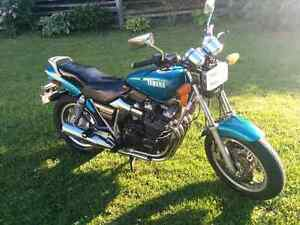 1990 Yamaha Radian 600