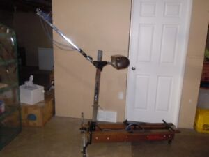 NordicTrack (cross country ski trainer)  exercise / used 1 year