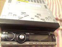 LG car cd player