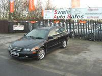 2002 VOLVO V40 1.8L ESTATE, LONG MOT, IDEAL FAMILY CAR