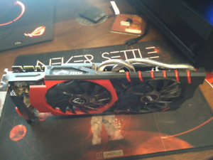 Two GTX 970's For Sale
