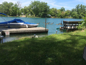 1/2 House by the Water in Chippawa for rent