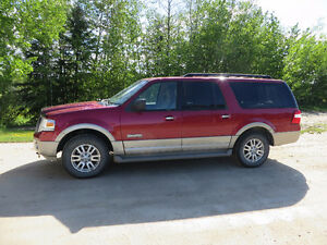 2008 Ford Expedition EL, Eddie Bauer SUV, 4x4, 5.4L V8