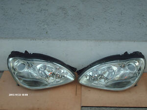 """HID"" HEAD-LIGHTS for MERCEDES ""S-class"" (W220)"