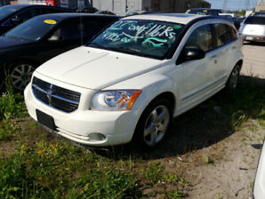 2007 DODGE CALIBER RT WAGON SAFTIED FOR $4995 +HST!