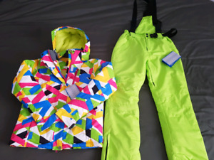 NEW SKI, SNOWBOARD SUIT FOR WOMEN SIZE L