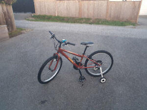 "Norco 12.5"" kids mountain bike"