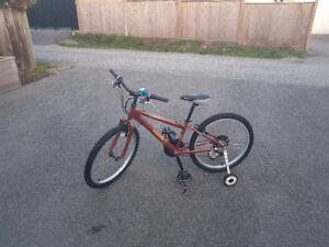 """Norco 12.5"""" kids mountain bike"""