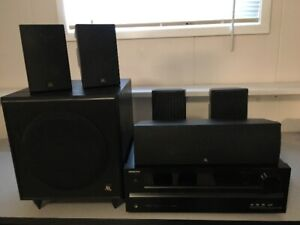 Onkyo HT-RC430 5.1-Channel Receiver & Speakers