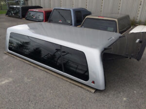 Cabine LEER pour : TOYOTA TACOMA DOUBLE CAB - 8'-  2007+