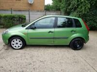 2007 Ford Fiesta 1.25 Style 3dr [Climate] HATCHBACK Petrol Manual