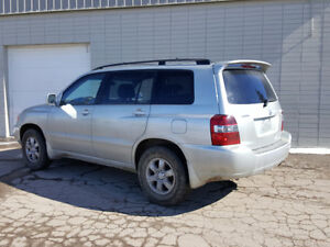 2007 TOYOTA HIGHLANDER SPORT EDITION 143KM ONLY