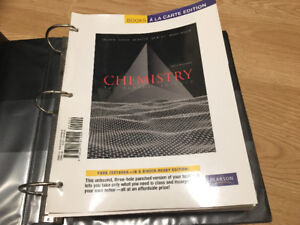 Chemestry- The Central Science