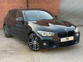 image for 2017 BMW 1 Series 1.5 118i M Sport Shadow Edition Sports Hatch Auto (s/s) 5dr Ha