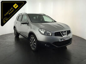 2013 NISSAN QASHQAI +2 N-TEC+ IS DCI 4WD 7 SEATS 1 OWNER SERVICE HISTORY FINANCE