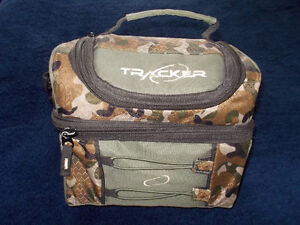 Camouflage-Tracker Insulated Lunch Bag