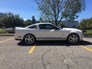 2007 Shelby Mustang GT 500 Low Miles