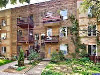 Beautiful big and bright condo in Outremont for students or fam!