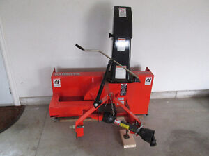 "Kubota 51"" rear - Snow Blower"