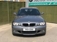 2011 BMW 1 Series 2.0 118d M Sport 3dr