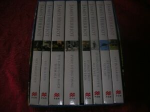 Complete James Herriot  - All Creatures Great & Small -New - 8