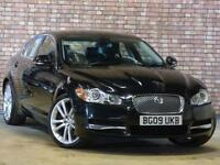 Jaguar XF V6 S Premium Luxury 3L 4dr