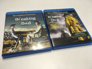 Breaking Bad 2&3 Blu-Ray