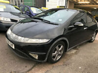 2006 HONDA CIVIC 1.8i-VTEC ES GLASS ROOF * NEED MINOR COSMETIC ATTENTION *
