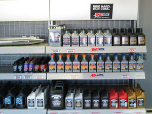 *** Motorcycle oil and tires *** Stratford Kitchener Area image 1