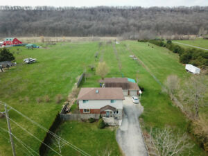 Huge 7.6 Acre Lot on Main St W in Grimsby!!
