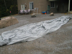 soft Truck cover fits full size pickup or Bass Boat Kawartha Lakes Peterborough Area image 5
